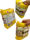 Dry Noodles Package/ Black Seald Bag with Handle