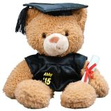 2017 Hot Sale Graduation Teddy Bear Plush Toy