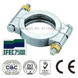 Sanitary Stainless Steel High Pressure Clamp (IFEC-PC100001)