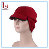 Outdoor Winter Ear Protection Face Mask Warm Beanies Wind Proof Fleece Cap for Men Women
