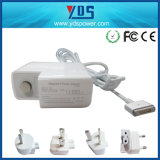 Shenzhen Factory Laptop Adapter 16.5V 3.65A Flat for Magsafe