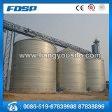 Low Cost for Construction Metallic Grain Storage Silo