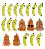 New Design Promotional Lovely Pet Plush Toys Banana