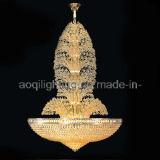 Luxury Hotel Project Crystal Chandelier Lamp (AQ-7030)