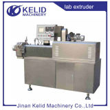 Fully Automatic PLC Control Small Scale Lab Extruder