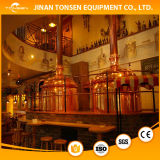 500L Capacity Customized Brewed Beer Equipment Fresh Beer Brewing Equipment