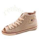 Hot Footwear Women′s Canvas Shoes