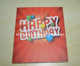 Can Record Video Fancy Birthday Invitation Video Greeting Cards/Brithday Video Card