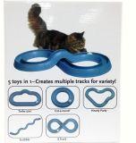 Turbo Track Cat Toy, Cat Toy, Track Cat Toy (TV610-1)