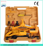 Auto Tyre Change Tools Electric Scissor Jack and Wrench