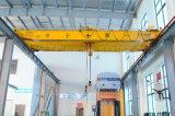 Paper Mill Material Handling Electric Hoist Overhead Traveling Crane