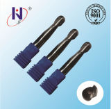 Carbide 2 Flutes Ball Nose End Mill Tools
