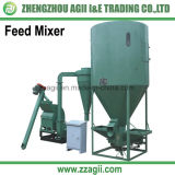High Uniformity Vertical Fertilizer Mixer Poultry Feed Blender