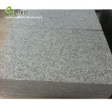 China Natural Stone Grey Color Flamed G602 Granite for Project