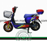 shopping Electric Motorcycle with Front Bracket