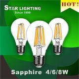 8W A60 LED Filament Light