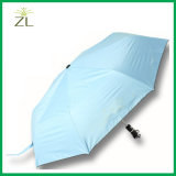 Promotional Business Gift Big Size Fiberglass Windproof High Quality Umbrella Auto Open 3 Folding