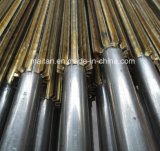 Longitudinal Brass Finned Pipe for Oil and Gas Processing