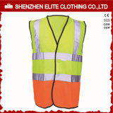 High Visibility Traffic Reflective Safety Work Vest (ELTHVVI-1)