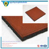 Colorful Anti Fatiger Safety Rubber Brick