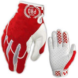 Red New Quality Full Finger Motorcycle Racing Sports Glove (MAG66)