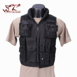 Airsoft Military Wargame Combat Tactical Assault Police Waterproof Security Vest