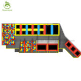 Nfpa&ASTM Certified Commercial Kids Indoor Trampoline/Jumping Bed