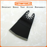 65mm (2-9/16′′) Diamond Oscillating Multitool Wide Grout Blade