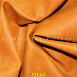 Hot Sale Brushed PU Material Rexine Shoe Leather Fabrics
