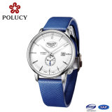 Gold Mens Quartz Watch Waterproof 8218 Automatic Mov′t Watches
