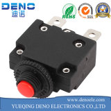 Plastic 10A Circuit Breaker Thermal Overload Protection Switch