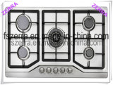 Stainless Steel Panel Hot Sell Gas Hob Home (JZS85015)