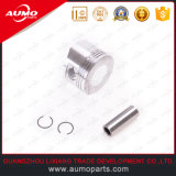 Motorcycle Parts Piston Assembly for Gy6 125cc Scooter D=52.4