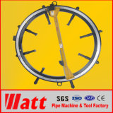 Od Mounted Portable Flange Facing Machine Flange Facer and Pipe End Facing Machine