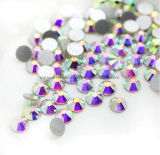 Ss34 2088 Wholesale Glass AAA Quality Flat Back Non Hotfix Crystal Rhinestone (FB-ss34 crystal ab)