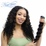 10A Wholesale Brazilian Deep Wave Virgin Human Hair Extension