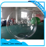 1.0mm PVC Transparent Inflatable Walking Water Ball for Sale