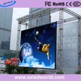 P4.81 Outdoor Rental Full Color LED Display Screen Panel Board for Stage Performance with 500X500 mm Die-Casting
