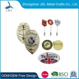 Custom Metal Crafts Nurse/Cross/Flag/Cartoon/Flower/Anniversary/Celebration/Poppy/Police/Enamel Military Army Tin Button Souvenir Gold Lapel Badge Pins