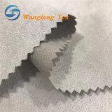Polyester Waterproof 200d Warp Suede Fabric for Sofa, Windcoat