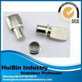 316 304 Stainless Steel Metal Shelf Support Pegs for Glass Window Wood Furniture Hardware