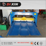 Dx 828 Roof Panel Glazed Tile Roll Forming Machine