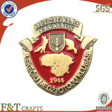 Adge/Etched Badge/Lapel Pin (FTBG4051P)