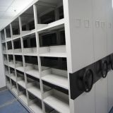 Steel Mobile Book Shelving Office Storage Furniture