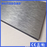 Color Coated 0.4mm Aluminum Composite Materials for Building Exterior Cladding