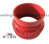 FM/UL Listed Ductile Iron Grooved Concentric Reducer -1nuo Brand