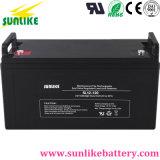 Sealed Lead Acid 12V120ah Deep Cycle Solar Power UPS Battery