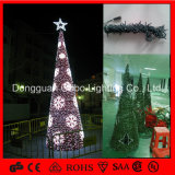 Indoor Use Holiday Decoration LED Artificial Christmas Tree