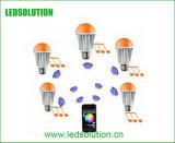 E27 AC Input Smart LED Light Bulb