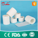 Soft Breathable Adhesive Medical Silk Tape Easy Tear Silk Plaster